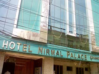 Nirmal Palace Hotel Lucknow